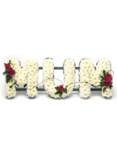 Floral Letters– Based