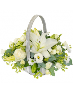Basket Arrangement - Pure