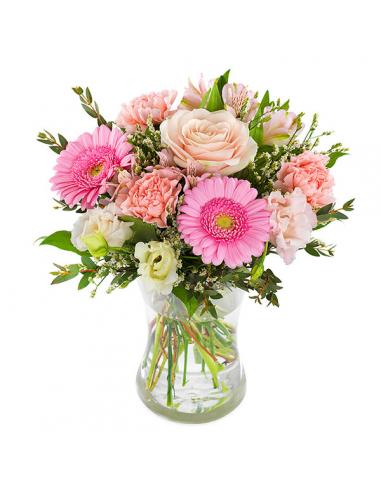 Seasonal Handtie – Pink