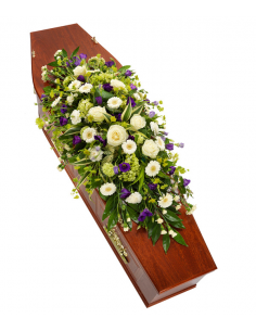 Casket Spray - Whites,...
