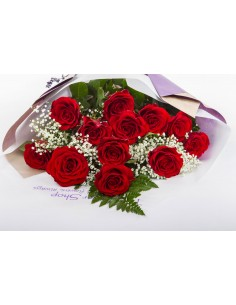 Just to Say ... with Red Roses