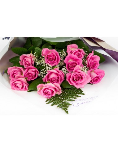 Just to Say ... with Pink Roses